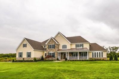 3 Cook Court, Millstone, NJ 08535 - MLS#: 21736639