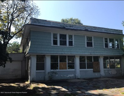 483 Monmouth Place, Long Branch, NJ 07740 - MLS#: 21736864