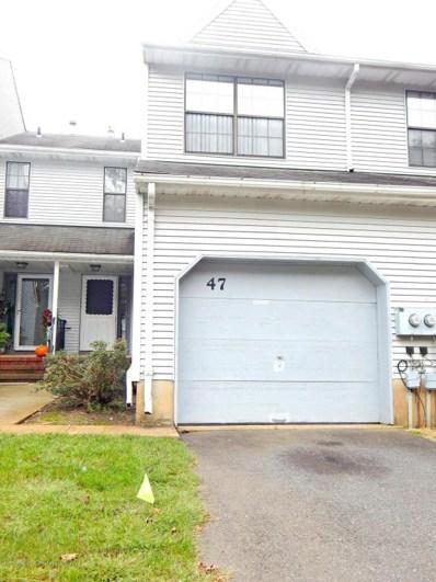 47 Chestnut Way UNIT 4-7, Manalapan, NJ 07726 - MLS#: 21737749