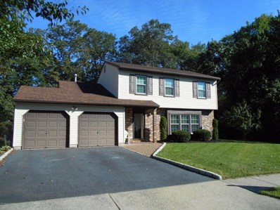 38 Bernard Drive, Howell, NJ 07731 - MLS#: 21737890