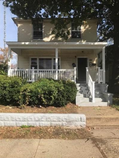 1609 Bangs Avenue UNIT 2, Neptune Township, NJ 07753 - MLS#: 21742236