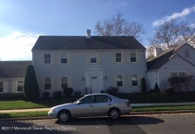 87B Old Nassau Road UNIT 87B, Monroe, NJ 08831 - MLS#: 21742812