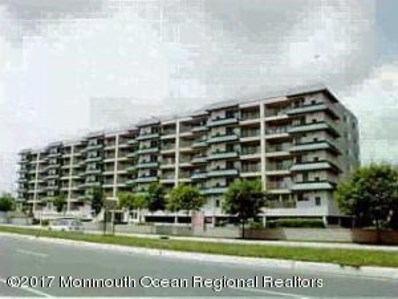 422 Ocean Boulevard UNIT 2B, Long Branch, NJ 07740 - MLS#: 21743432