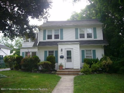 8 Hillcrest Road, Elberon, NJ 07740 - MLS#: 21743889