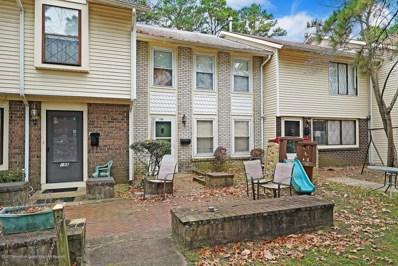 186 Colony Circle UNIT 1000, Lakewood, NJ 08701 - MLS#: 21744201