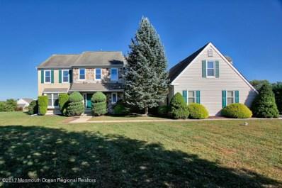 16 Van Arsdale Circle, Perrineville, NJ 08535 - MLS#: 21744605