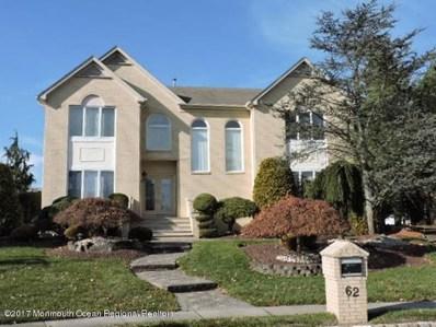 62 Amagansett Drive, Morganville, NJ 07751 - MLS#: 21745362