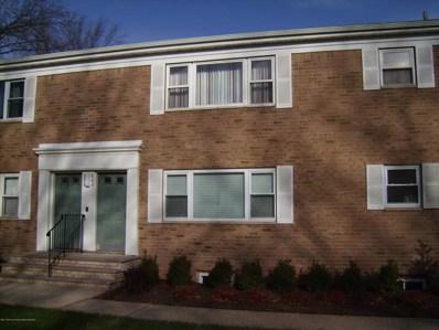 187 Evergreen Road UNIT 4B, Edison, NJ 08837 - MLS#: 21745539
