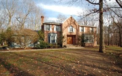 28 Deer Trail Drive, Clarksburg, NJ 08510 - MLS#: 21745647