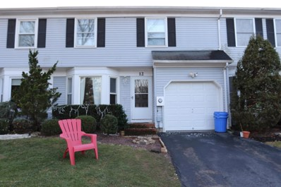 12 Carriage Lane, Englishtown, NJ 07726 - MLS#: 21746457