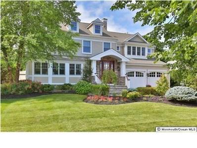 508 Boston Boulevard, Sea Girt, NJ 08750 - MLS#: 21746468