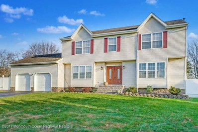 6 Rizzo Court, Howell, NJ 07731 - MLS#: 21800186
