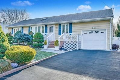 34 Coral Drive, Hazlet, NJ 07730 - MLS#: 21800638