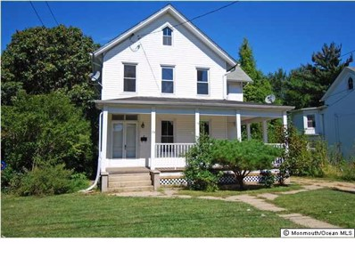 154 Chestnut Street UNIT UPPER, Red Bank, NJ 07701 - MLS#: 21800667