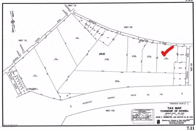 Windeler Road, Howell, NJ 07731 - MLS#: 21800781