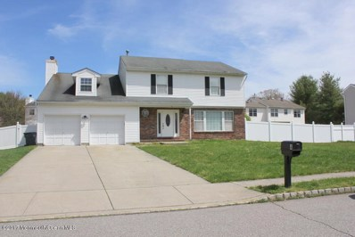 4 Margaret Lane, Howell, NJ 07731 - MLS#: 21802308