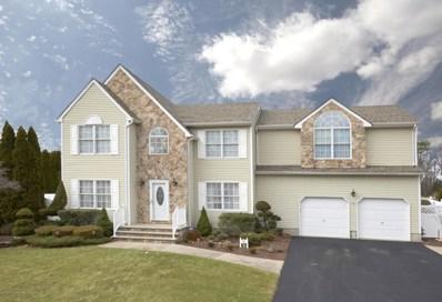 32 Sherrybrooke Drive, Howell, NJ 07731 - MLS#: 21802741