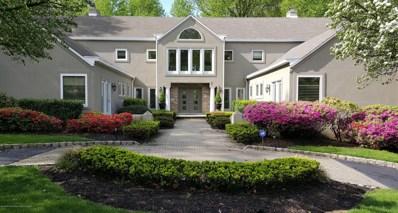 15 Round Hill, Holmdel, NJ 07733 - MLS#: 21803491
