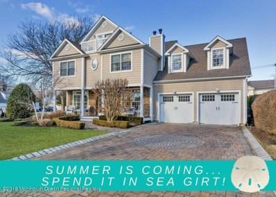 417 Washington Boulevard, Sea Girt, NJ 08750 - MLS#: 21803653