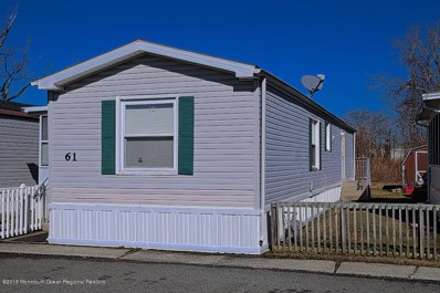 61 Hazlet Park, Hazlet, NJ 07730 - MLS#: 21804309
