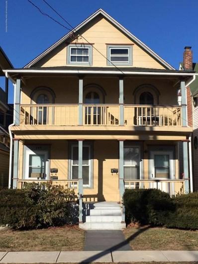 23 Surf Avenue UNIT UPPER, Ocean Grove, NJ 07756 - MLS#: 21804529