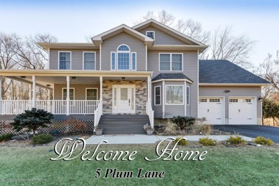5 Plum Lane, Holmdel, NJ 07733 - MLS#: 21804550