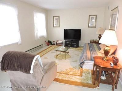 58C Largo San Nicola, Freehold, NJ 07728 - MLS#: 21805046