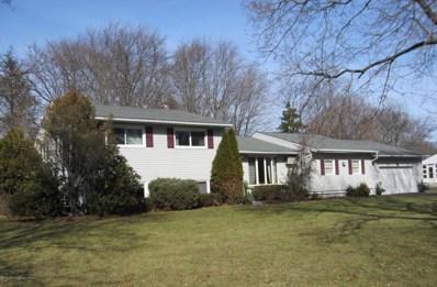 106 Cloverdale Circle, Tinton Falls, NJ 07724 - MLS#: 21805608
