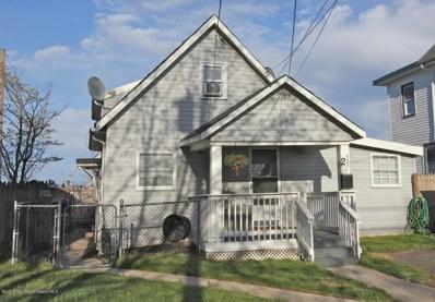 2 Union Avenue UNIT 1\/2, Neptune Township, NJ 07753 - MLS#: 21806705
