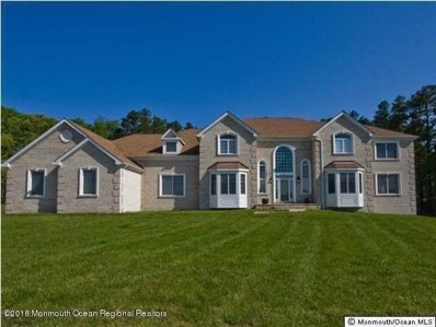 3 Veronica Court, New Egypt, NJ 08533 - MLS#: 21808346