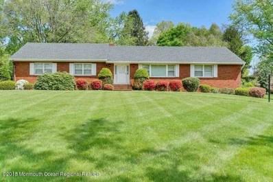 10 Circle Terrace, Freehold, NJ 07728 - MLS#: 21809658