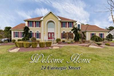 24 Carnegie Street, Monroe, NJ 08831 - MLS#: 21810998