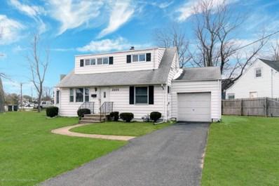 2201 Parkview Terrace, Spring Lake Heights, NJ 07762 - MLS#: 21811216
