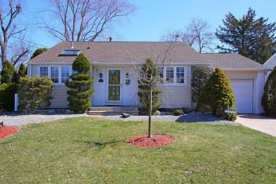 5 Frances Place, Hazlet, NJ 07730 - MLS#: 21812241
