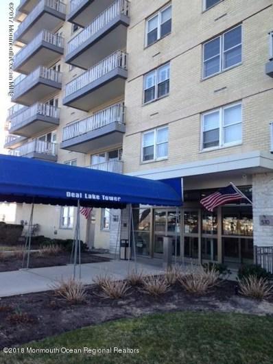 510 Deal Lake Drive UNIT 4F, Asbury Park, NJ 07712 - MLS#: 21812418