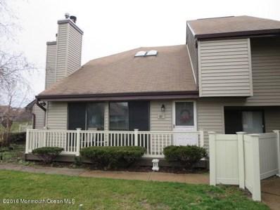 85 Cotswold Circle UNIT 3.05, Ocean Twp, NJ 07712 - MLS#: 21812967
