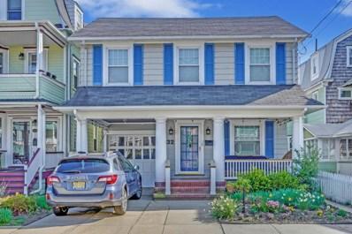 32 Pitman Avenue, Ocean Grove, NJ 07756 - MLS#: 21813082