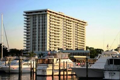 1 Channel Drive UNIT 808, Monmouth Beach, NJ 07750 - MLS#: 21813989