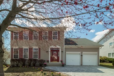 124 Bramble Drive, Morganville, NJ 07751 - MLS#: 21814046