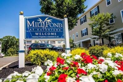 138 Mill Pond Way, Eatontown, NJ 07724 - MLS#: 21815315