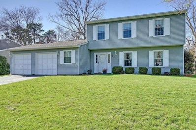 21 Markwood Drive, Howell, NJ 07731 - MLS#: 21815624