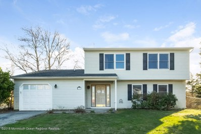 31 Peachstone Road, Howell, NJ 07731 - MLS#: 21816246