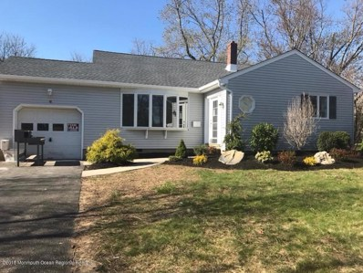 6 Acker Drive, New Monmouth, NJ 07748 - MLS#: 21816819