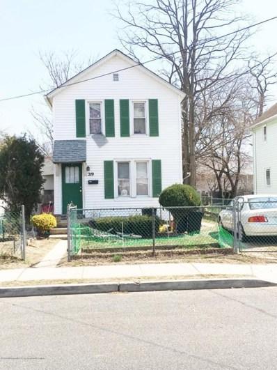 219 S Pearl Street, Red Bank, NJ 07701 - MLS#: 21816988