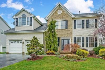 514 Bittersweet Drive, Morganville, NJ 07751 - MLS#: 21817079