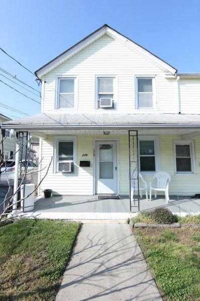 279 Jeffrey Street, Long Branch, NJ 07740 - MLS#: 21817811