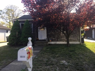 1911 Cottage Place, Wall, NJ 07719 - MLS#: 21818817