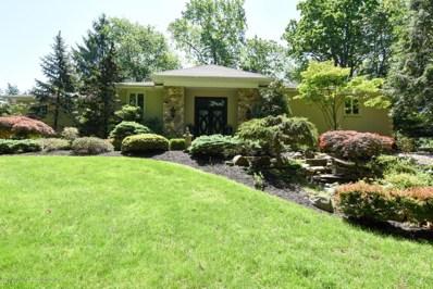 25 Seven Oaks Circle, Holmdel, NJ 07733 - MLS#: 21820406