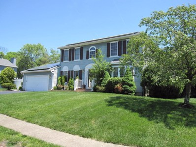 3 Ebony Road, Howell, NJ 07731 - MLS#: 21820458