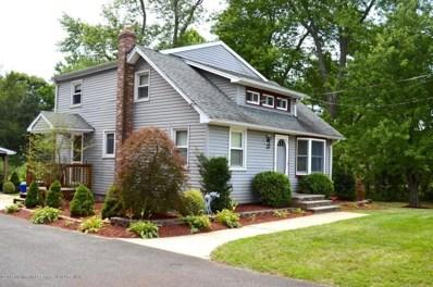 37 Trenton Lakewood Road, Clarksburg, NJ 08510 - MLS#: 21820801